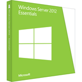 Microsoft Windows Server 2012 Essentials 64-bit - License and Media - 1 Server, 2 CPU G3S-00123