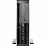 HP Business Desktop Elite 8300 C9H13UT Desktop Computer - Intel Core i3 i3-3220 3.3GHz - Sma