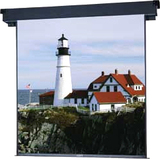 "Da-Lite Boardroom Electrol Electric Projection Screen - 94"" - 16:10 - Ceiling Mount 70142"