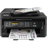 Epson WorkForce WF-2540WF Inkjet Multifunction Printer - Color - Plain - C11CC36201