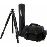 Dolica Camera Accessory Kit - ZX600GS300DSLRKIT
