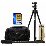 Dolica (4in1) DSLR Kit - AX570BASICDSLRKIT