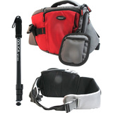 "Dolica SB-015 Series Professional Sling and WT-1003 67"" Monopod Kit - SBWTDSLRKIT"