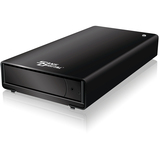 Sans Digital MobileSTOR MS1UT+B Drive Enclosure - External - Black - STSANMS1UTB