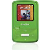 SanDisk Sansa Clip Zip 4 GB Flash MP3 Player - Lime