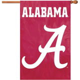 Party Animal Alabama Applique Banner Flag - AFAL