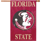 Party Animal Florida State Applique Banner Flag
