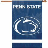 Party Animal Penn State Applique Banner Flag - AFPS