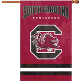 Party Animal South Carolina Applique Banner Flag