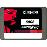 "Kingston SSDNow V300 60 GB 2.5"" Internal Solid State Drive SV300S37A/60G"