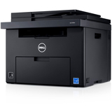 Dell C1765NFW LED Multifunction Printer - Color - Plain Paper Print - Desktop