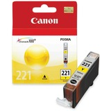 2SToner.com CLI-221Y CLI-221Y Yellow Ink Cartridge