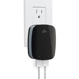 Kanex DoubleUp Dual USB Charger for iPad, Phone & iPod