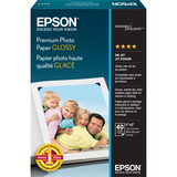 Epson Premium Glossy Photo Paper Borderless