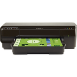 HP Officejet 7110 Inkjet Printer - Color - 4800 x 1200 dpi Print - Plain Paper Print - Desktop CR768A#B1H