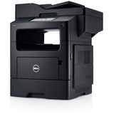 Dell B3465DNF Laser Multifunction Printer - Monochrome - Plain Paper Print - Desktop