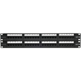 Wirewerks 110 Type 2U CAT5e Rack Mount Patch Panel WW-000801