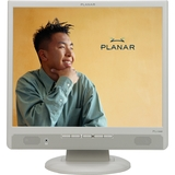"Planar PL1700M-white 17"" LCD Monitor - 5 ms 997-2850-00"