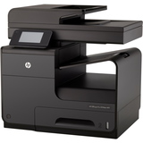 HP Officejet Pro X576 X576DW Inkjet Multifunction Printer - Color - Plain Paper Print - Desktop CN598A#B1H