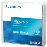 Quantum MR-L6MQN-BC LTO Ultrium 6 Data Cartridge MR-L6MQN-BC