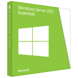 Microsoft Windows Server 2012 Essentials 64-bit - License and Media G3S-00124