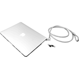 MacBook Air 13 Inch Lockable Case Bundle With T-Bar Cable Lock and MacBook Air 13