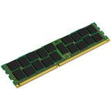 Kingston 8GB DDR3 SDRAM Memory Module - 8 GB (1 x 8 GB) - DDR3 SDRAM - 1600 MHz DDR3-1600/PC3-12800 - ECC - Registered - 240-pin - DIMM