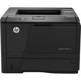 HP LaserJet Pro 400 M401DNE Laser Printer - Monochrome