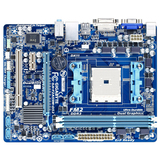 Gigabyte Ultra Durable 4 Classic GA-F2A55M-DS2 Desktop Motherboard - AMD A55 Chipset - Socket FM2 GA-F2A55M-DS2