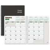 Blueline DuraGlobe Monthly Planner C230-81T