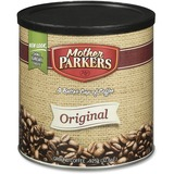Mother Parkers Café Blend Ground Coffee Ground 64/2.25 oz