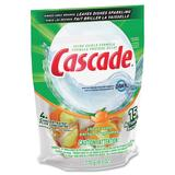 Cascade Action Pacs Dishwashing Detergent 44600
