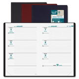 Quo Vadis One-Week-On-Two Pages Agenda Plan Diary 89102E