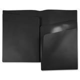 Winnable 4-Pocket Letter/Legal Poly Portfolio 04106