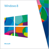 Microsoft Windows 8 32/64-bit - Version Upgrade Package - 1 PC 3ZR-00001