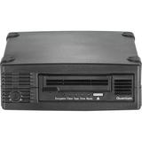 Quantum LTO-6 HH Tape Drive, Tabletop Kit, 6Gb/s SAS (SFF8088)