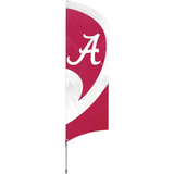 Party Animal Alabama Tall Team Flag - TTAL