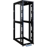 Tripp Lite 42U Mid-Depth 4-Post SmartRack Premium Open Frame Rack (No Sides or Doors)