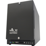 ioSafe N2 Network Storage Server - N2DISKLESS