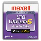 Maxell LTO Ultrium 6 Data Cartridge
