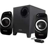 Creative Inspire T3300 2.1 Speaker System - 25 W RMS 51MF0415AA002