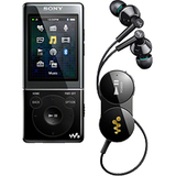 Sony Walkman NWZS774BTB 8 GB Flash Portable Media Player NWZS774BTB