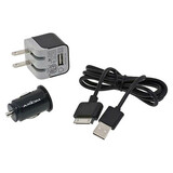Axiom AC & Auto Power Adapter Kit APLIPWCHG-AX