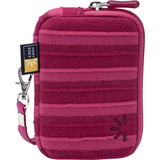 Case Logic UNZT-202 Carrying Case for Cellular Phone, Digital Audio Player, Camera - Pink UNZT-202PNK-TAR