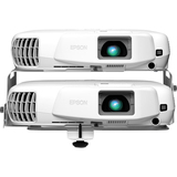 Epson PowerLite W16SK 3D Ready LCD Projector - 720p - HDTV - 16:10 V11H494020