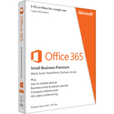Microsoft Office 365 Small Business Premium - Subscription License - 6SR00009