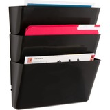SPR60000 - Sparco Mountable Wall File Pockets