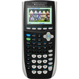 Texas Instruments TI-84 Plus C Silver Edition Graphing Calculator - 84PLSECTBL1L1