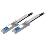 AddOncomputer.com 0.5M 10GBase-CU DAC SFP+ Passive Twinax Cable F/Cisco