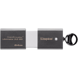 Kingston 64GB USB 3.0 DataTraveler Ultimate G3 (Read 150MB/s, Write 70MB/s) DTU30G3/64GB